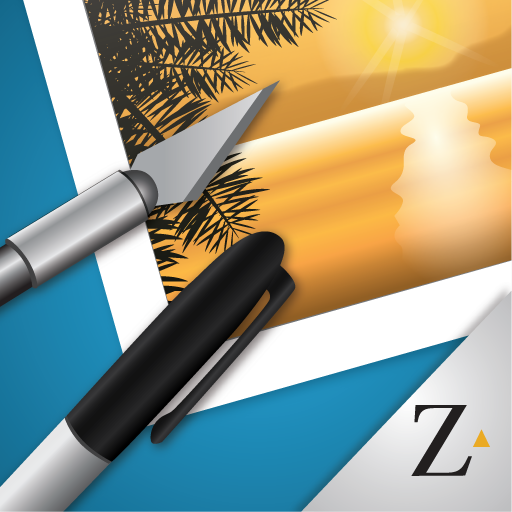 PhotoPad by ZAGG (AppStore Link)