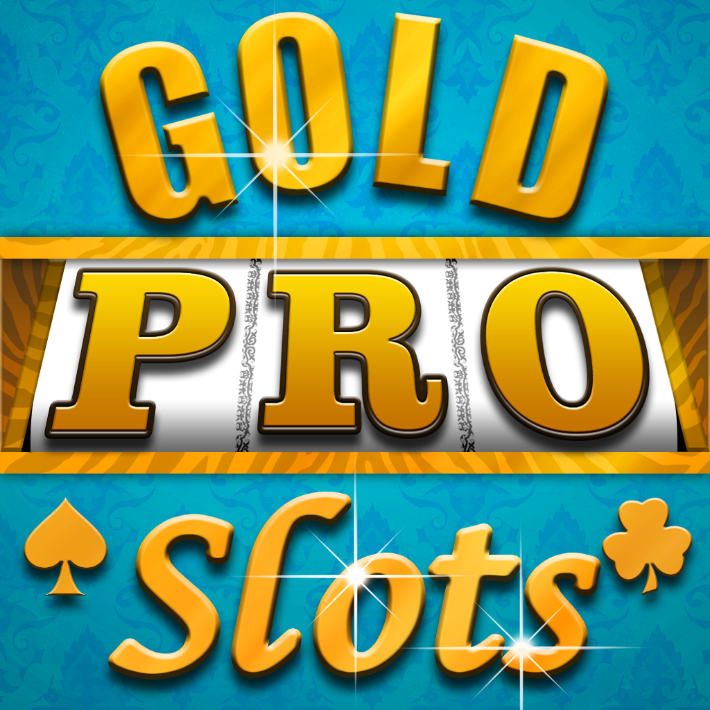 Gold Slots PRO Vegas Slot Machine Games - Win Big Bonus Jackpots in this Rich Casino of Lucky Fortune